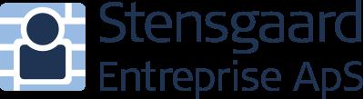 Stensgaard Entreprise ApS Retina Logo
